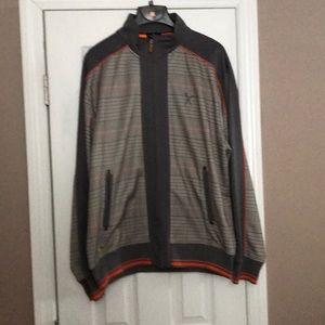 Xl Marc echo zippered light jacket